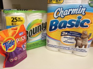 cvs bounty tide charmin coupon